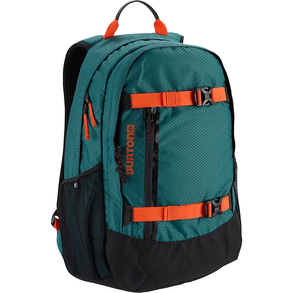 Burton Day Hiker 25L Dark Tide Ripstop - Burton Backpacking Packs