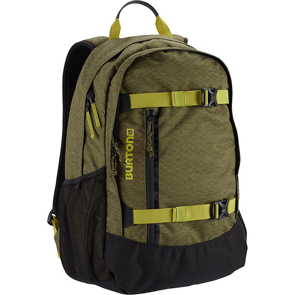 Burton Day Hiker 25L Jungle Heather Diamond Ripstop - Burton Backpacking Packs