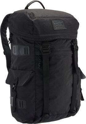 Burton Annex Pack - 20 inch True Black Triple Ripstop - Burton Laptop Backpacks