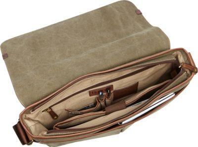 Bugatti Capetown Messenger Bag Khaki - Bugatti Messenger Bags