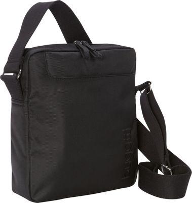 Bugatti Jason Vertical Messenger Bag Black - Bugatti Other Men's Bags