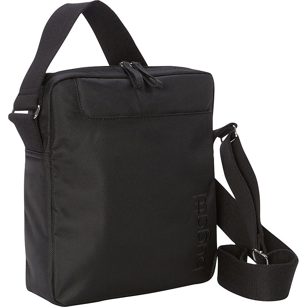 Bugatti Jason Vertical Messenger Bag Black Bugatti Other Men s Bags