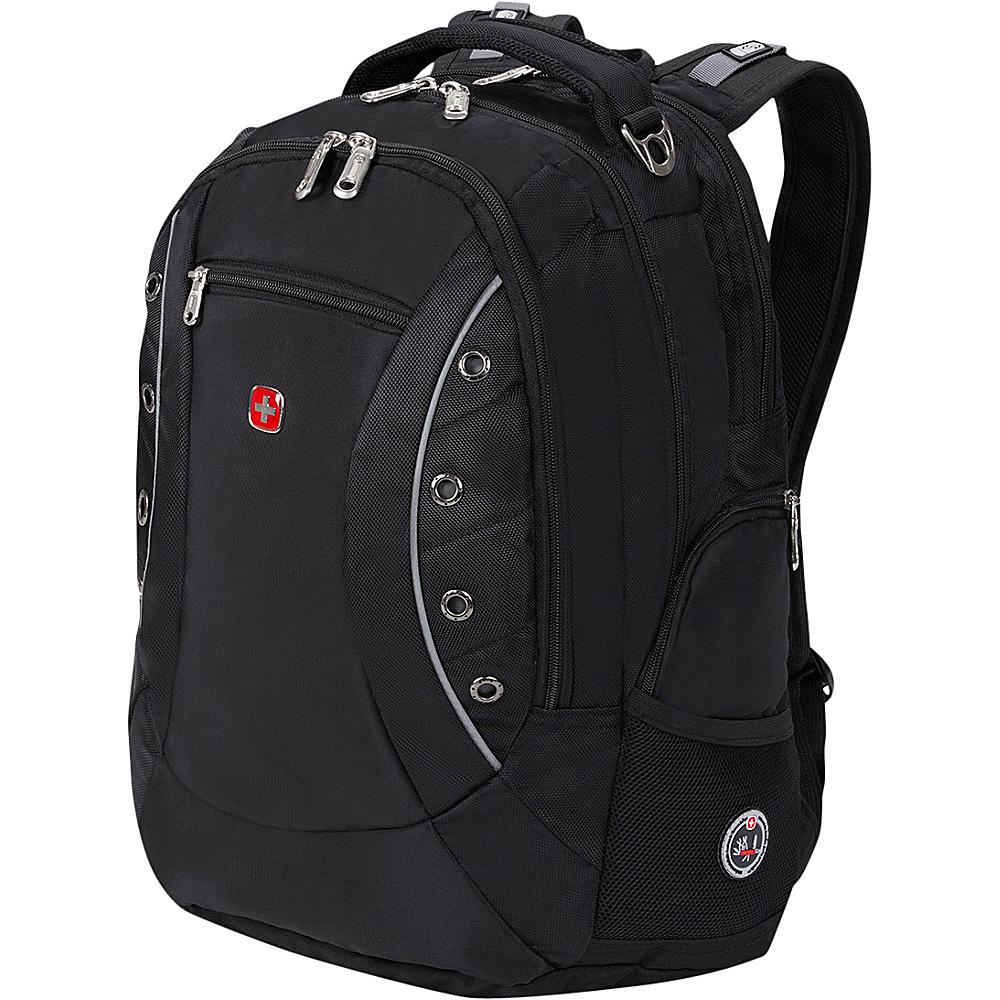 SwissGear Travel Gear Odyssey Laptop Backpack Black SwissGear Travel Gear Business Laptop Backpacks