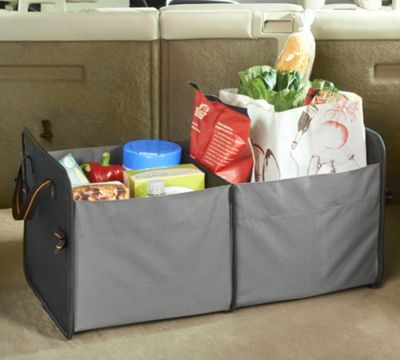 High Road CarryAll Cargo Tote Black - High Road Trunk and Transport Organization