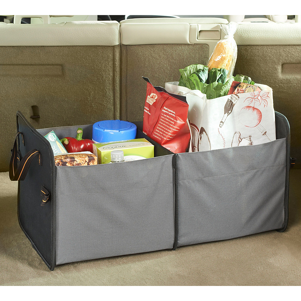 High Road CarryAll Cargo Tote Black High Road Trunk and Transport Organization
