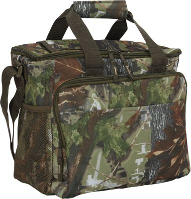 Image of Bellino 24-Pack Camo Cooler Camoflauge - Bellino Travel Coolers