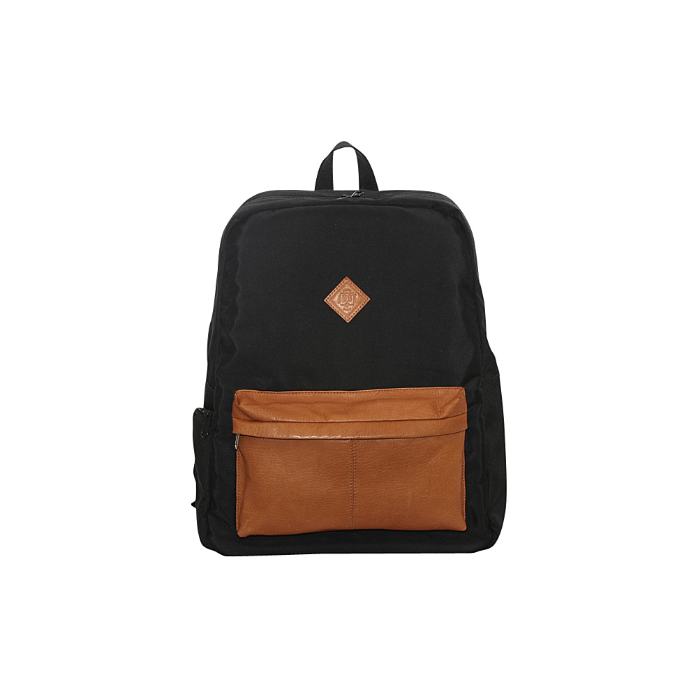 Jill e Designs Just Dupont 15 Laptop Backpack Black Jill e Designs Business Laptop Backpacks