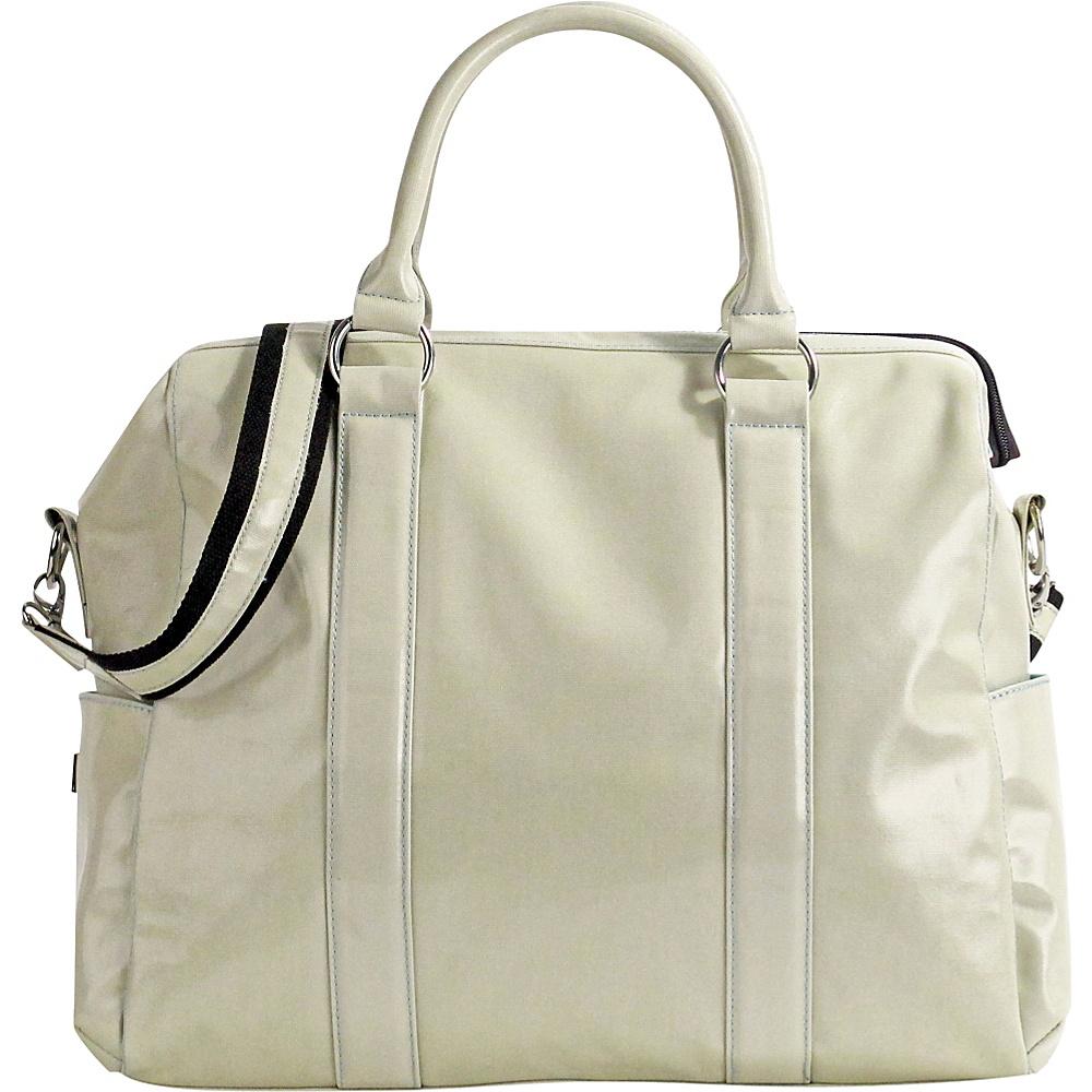 Urban Junket Angela Laptop Bag Ecru Urban Junket Non Wheeled Business Cases