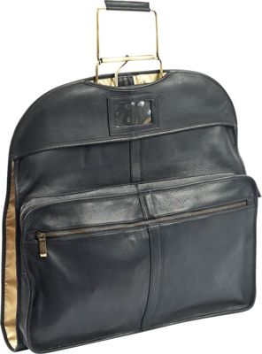 Robert Myers Garment Carrier Black - Robert Myers Garment Bags