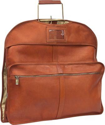 Robert Myers Garment Carrier Tan - Robert Myers Garment Bags