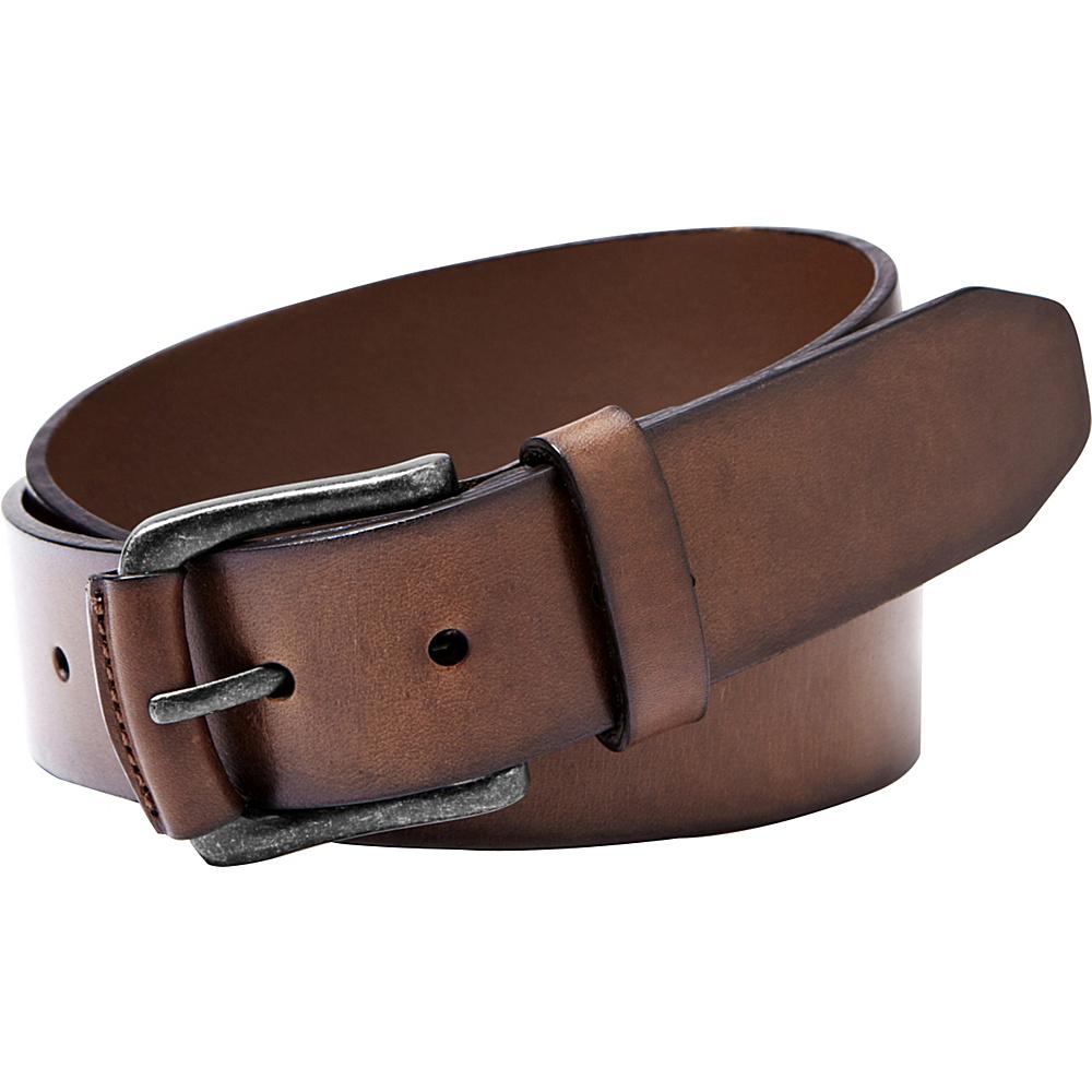 Fossil Carson Belt 42 - Dark Brown - Fossil Belts - Fashion Accessories, Belts