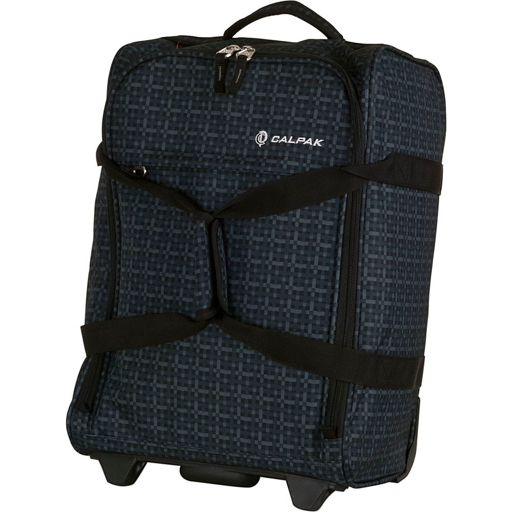 CalPak Rover Travel Duffel Classic Plaid CalPak Travel Duffels