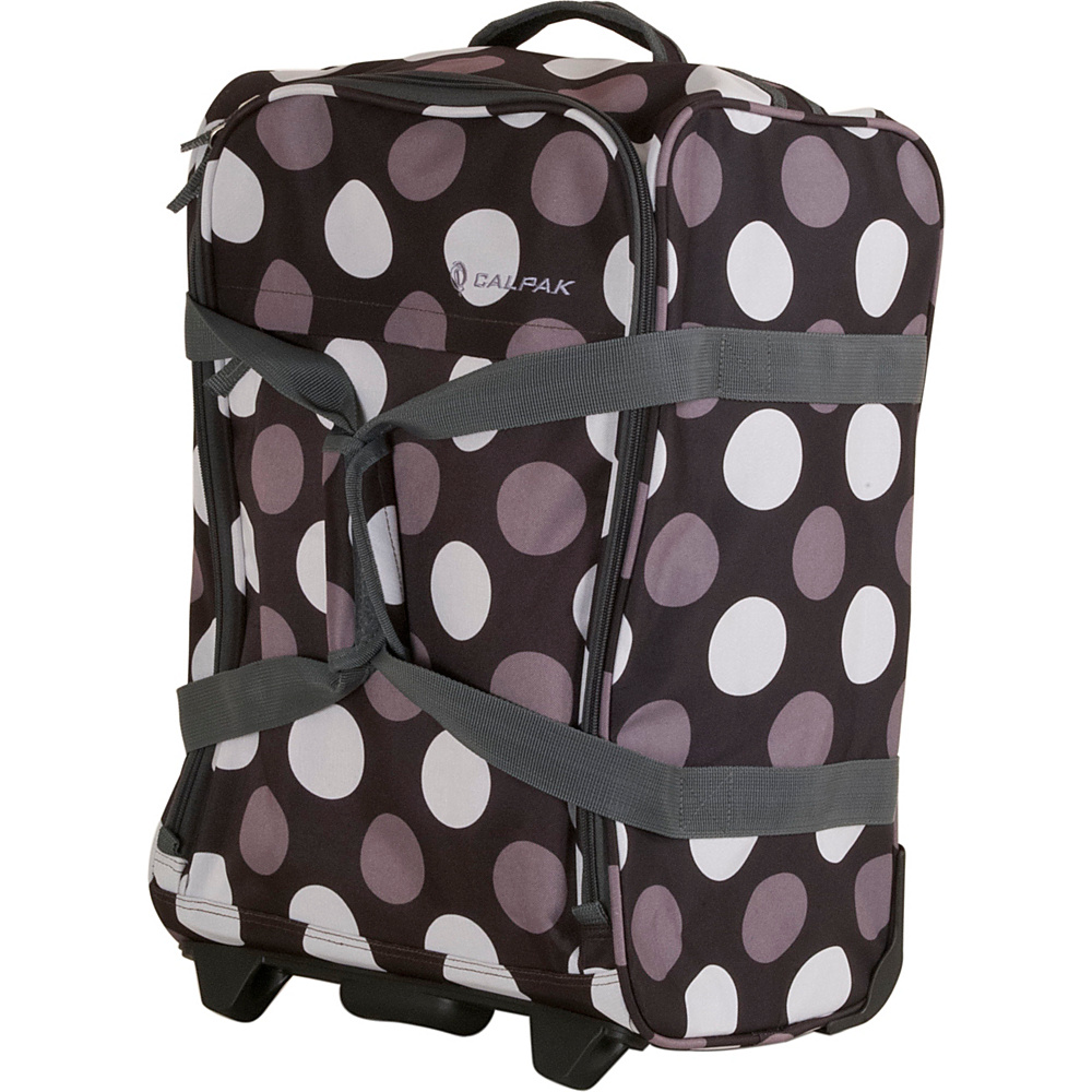 CalPak Rover Travel Duffel Multi Dots CalPak Travel Duffels