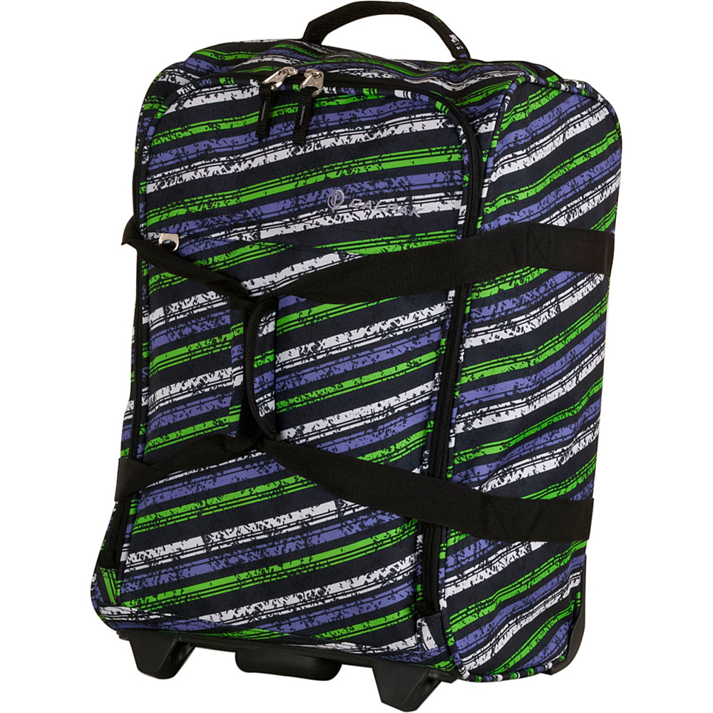 CalPak Rover Travel Duffel Scattered Strip CalPak Travel Duffels