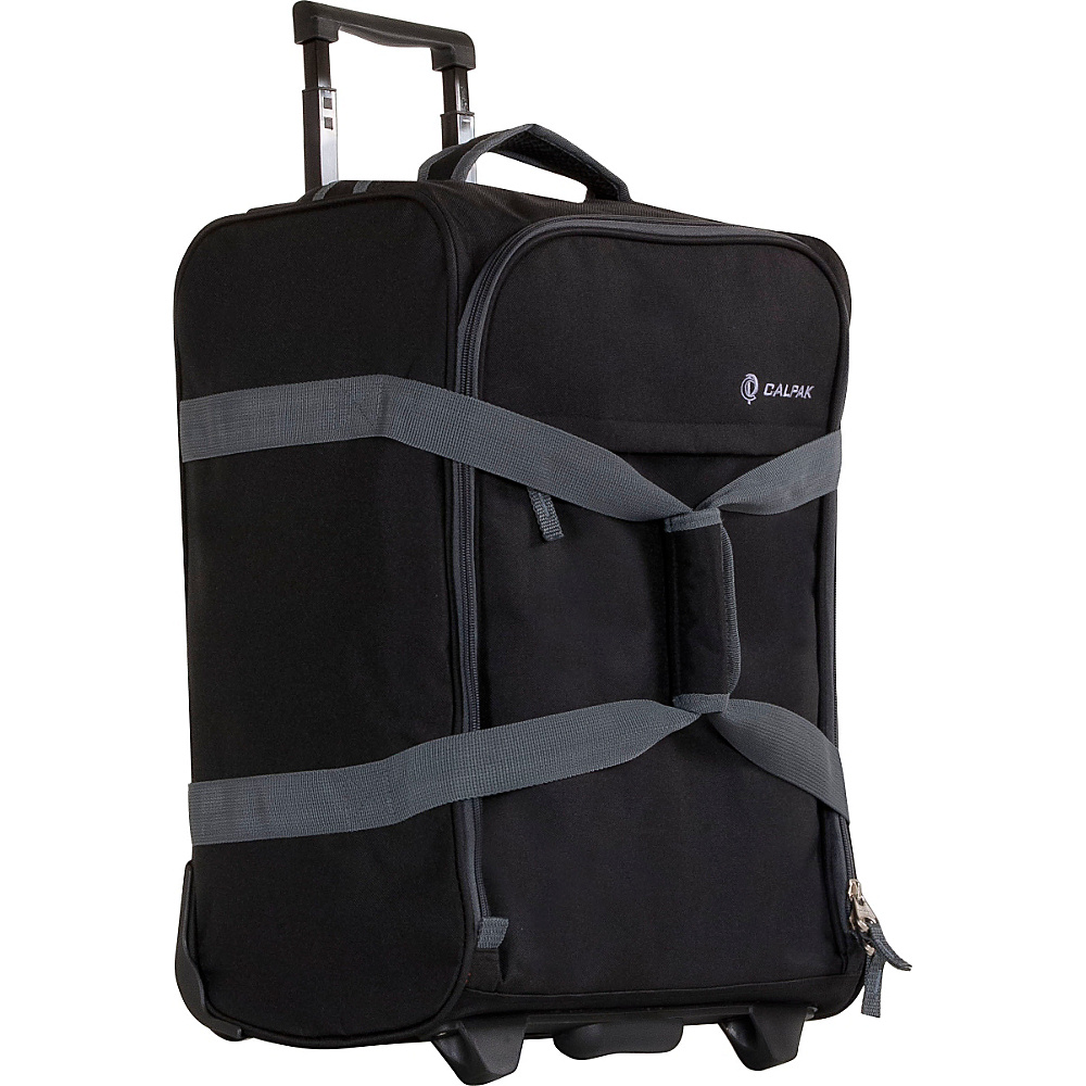 CalPak Rover Travel Duffel Black CalPak Travel Duffels