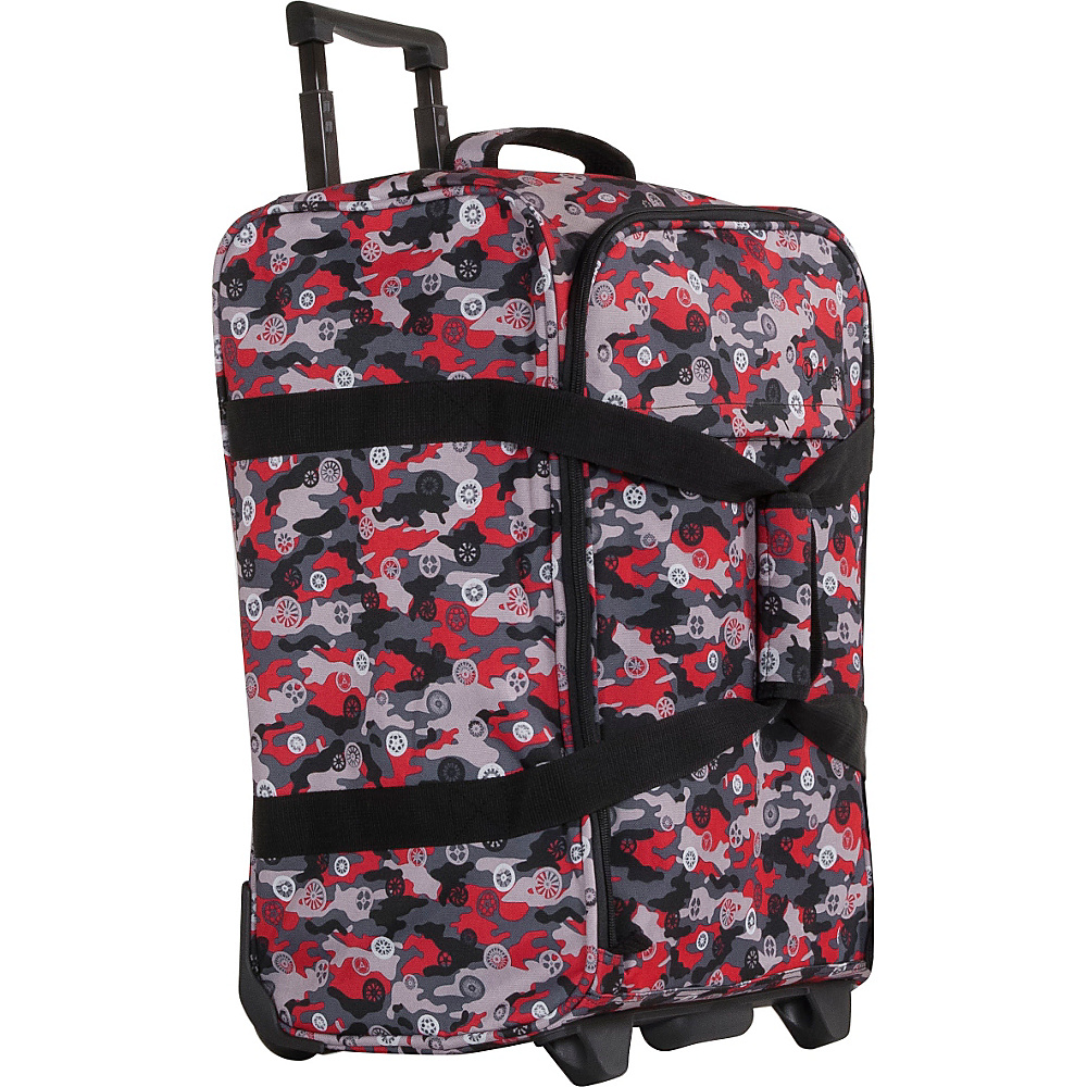 CalPak Rover Travel Duffel Fire Wheel CalPak Travel Duffels