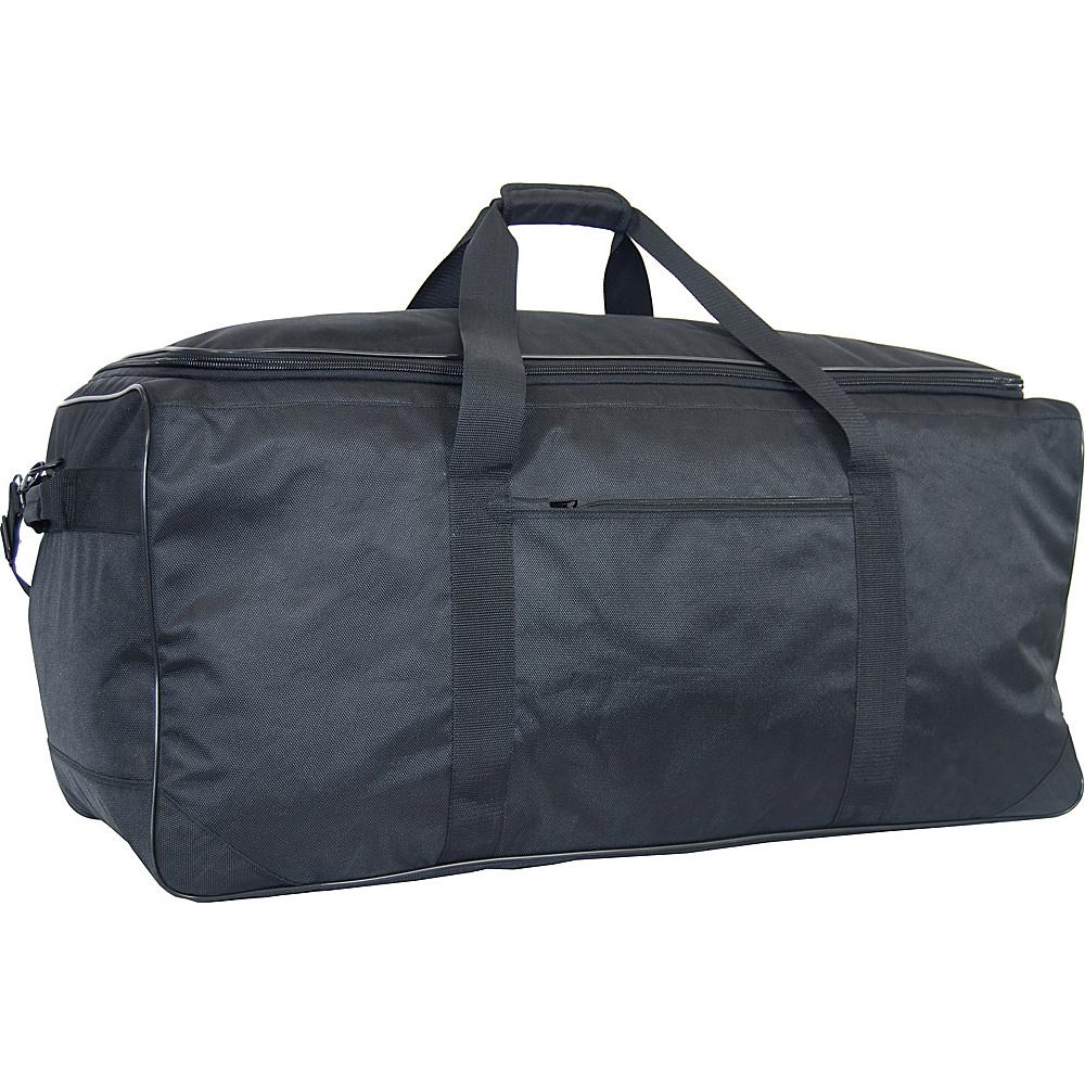 Netpack 40 1680D XXL Large Duffel Black Netpack Travel Duffels