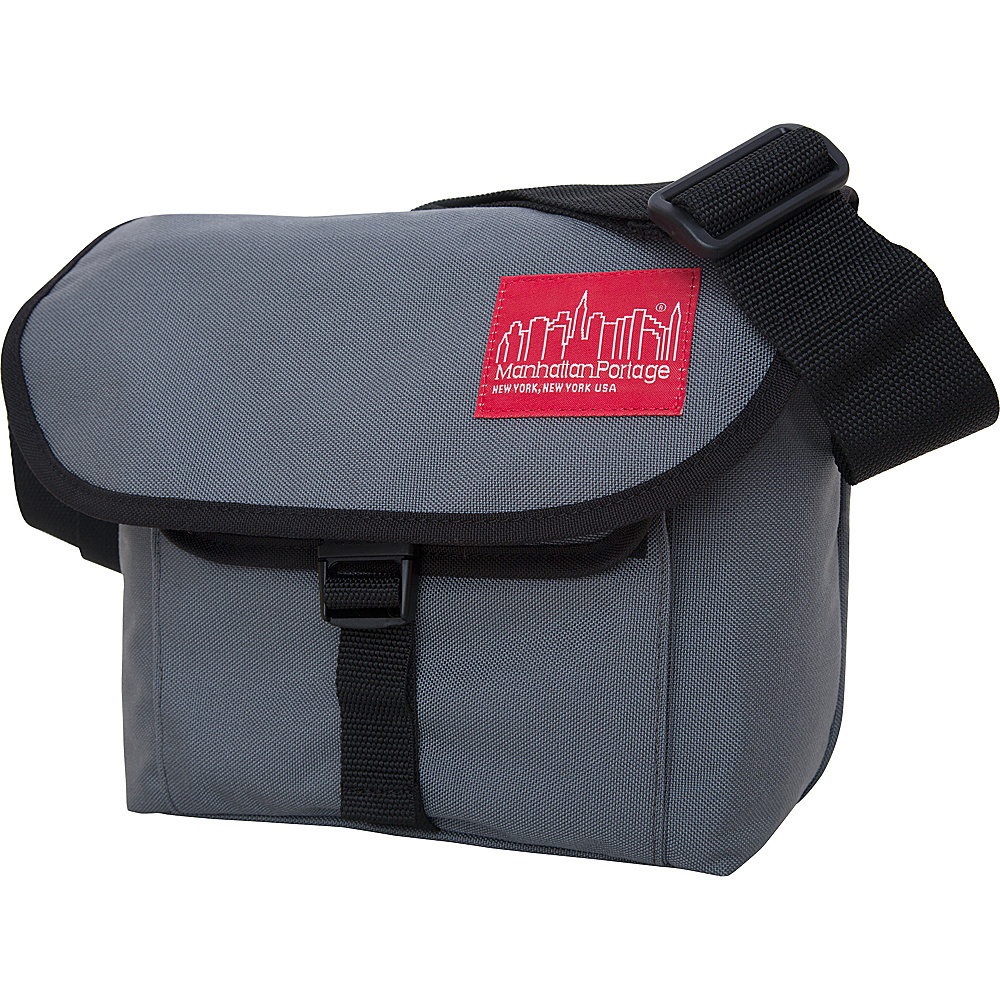 Manhattan Portage Aperture Camera Bag Grey/Grey - Manhattan Portage Other Men's Bags