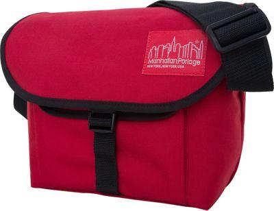 Manhattan Portage Aperture Camera Bag Red - Manhattan Portage Other Men's Bags