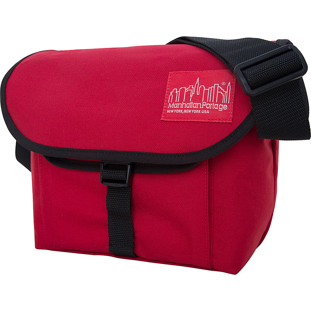 Manhattan Portage Aperture Camera Bag Red - Manhattan Portage Other Men's Bags