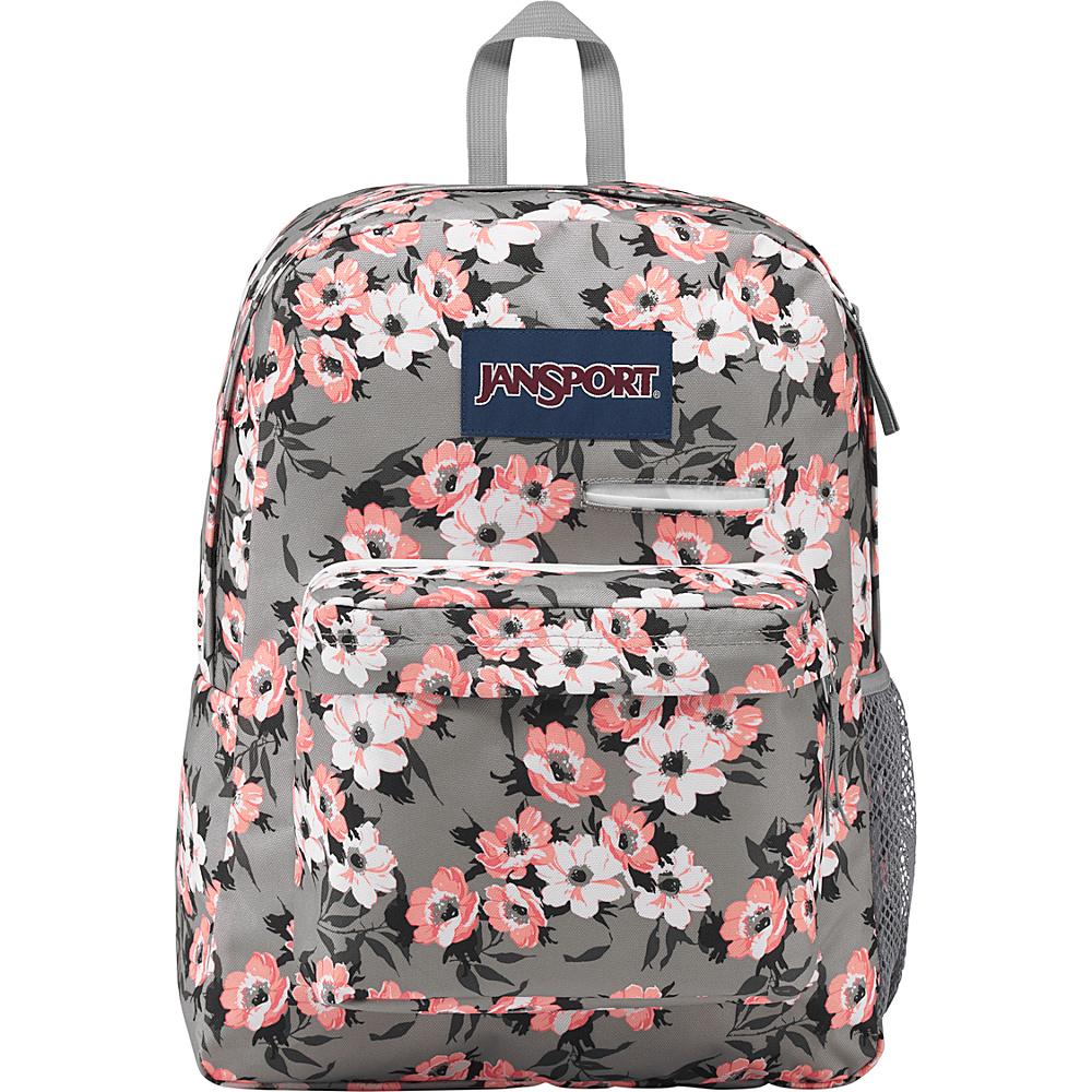 JanSport Digibreak Laptop Backpack Coral Sparkle Pretty Posey - JanSport Business & Laptop Backpacks - Backpacks, Business & Laptop Backpacks
