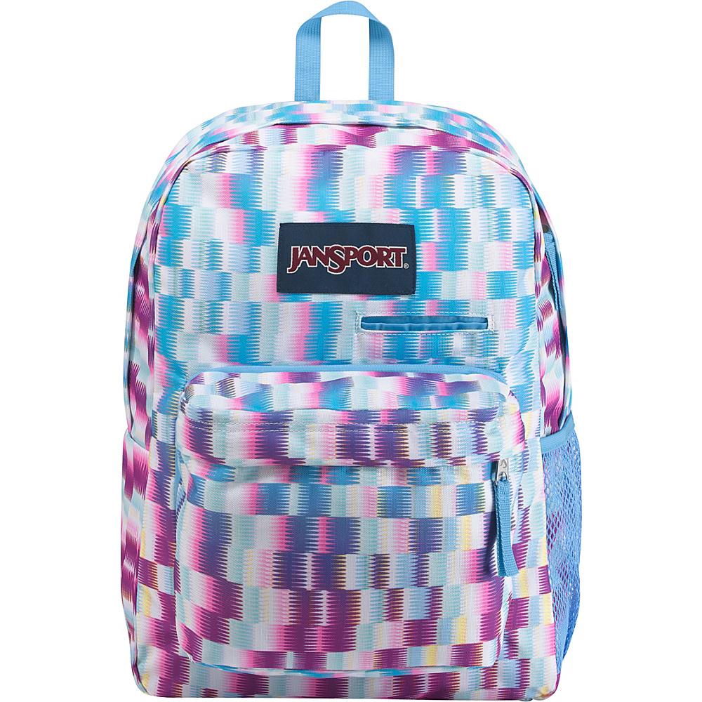 JanSport Digibreak Laptop Backpack Spring Meadow - JanSport Business & Laptop Backpacks