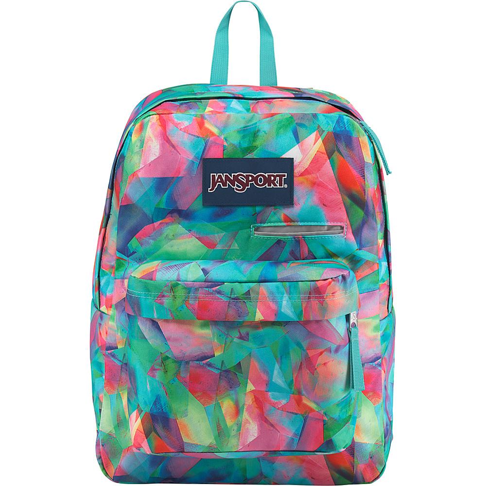 JanSport Digibreak Laptop Backpack Crystal Light - JanSport Business & Laptop Backpacks
