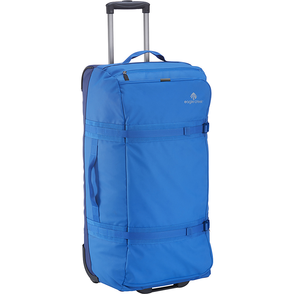 Eagle Creek No Matter What Flatbed Duffel 32 Cobalt - Eagle Creek Rolling Duffels - Luggage, Rolling Duffels