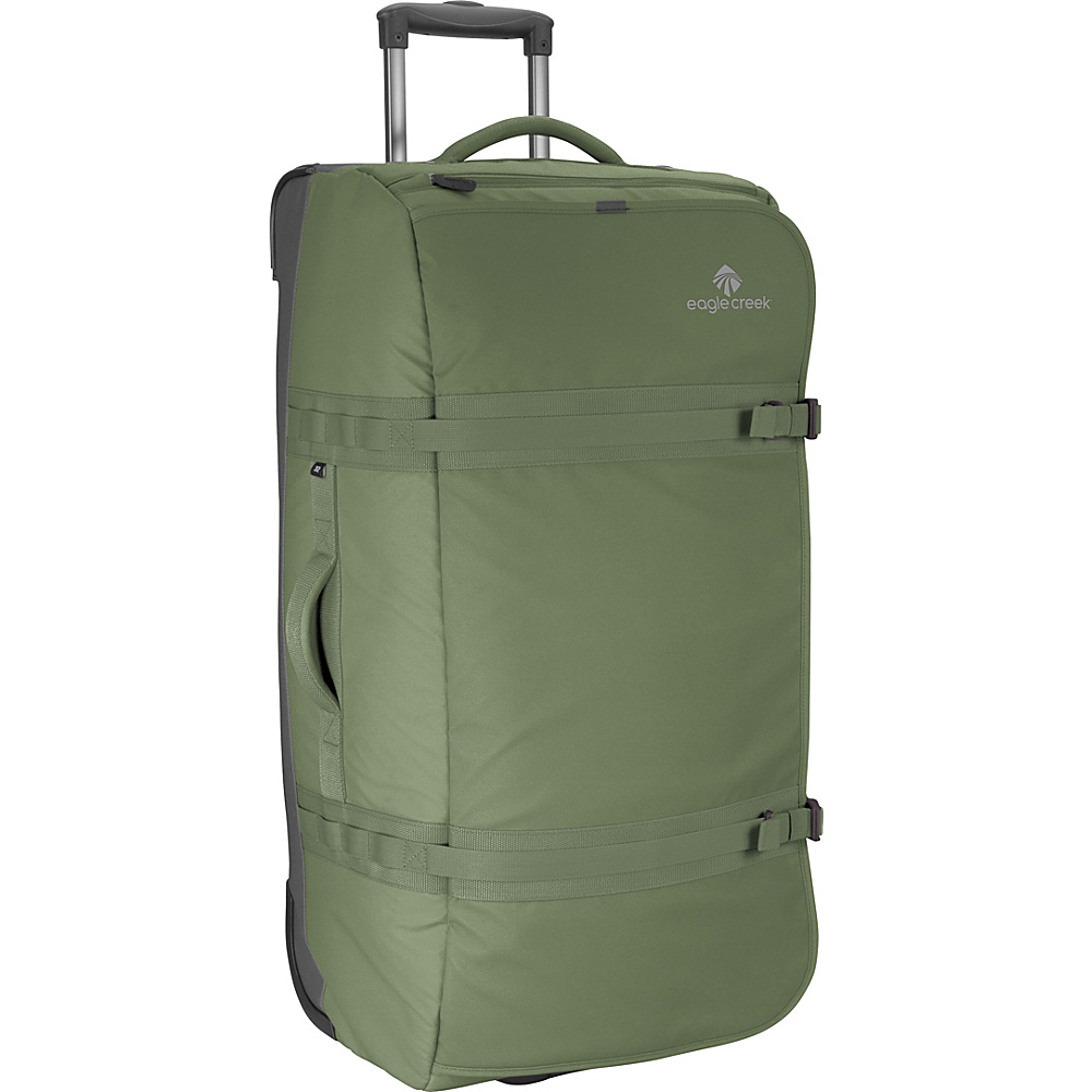 Eagle Creek No Matter What Flatbed Duffel 32 Olive - Eagle Creek Travel Duffels - Duffels, Travel Duffels