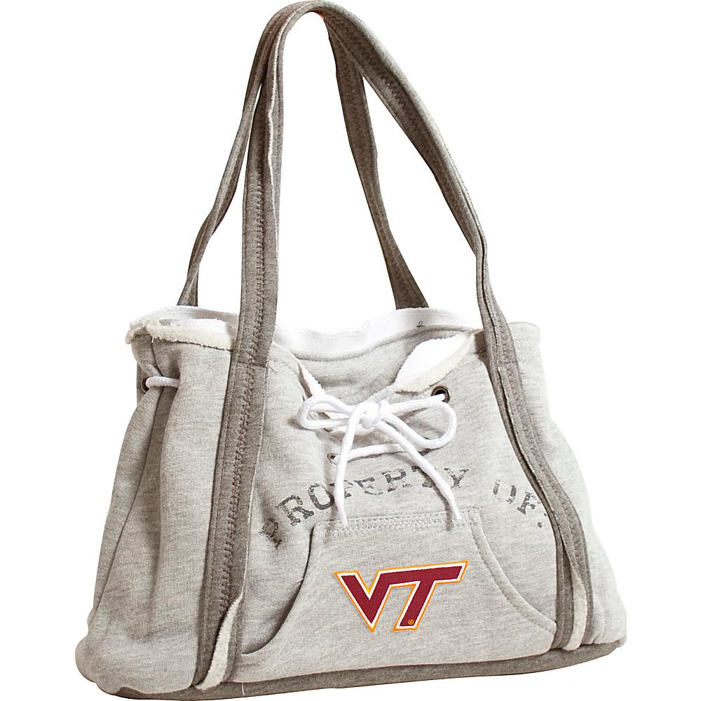 Littlearth Hoodie Purse - ACC Teams Virginia Tech - Littlearth Fabric Handbags - Handbags, Fabric Handbags