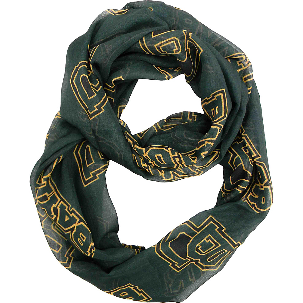 Littlearth Sheer Infinity Scarf - Big 12 Teams Florida State University - Littlearth Hats/Gloves/Scarves - Fashion Accessories, Hats/Gloves/Scarves