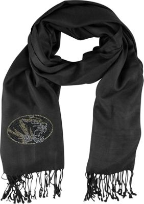 Littlearth Pashi Fan Scarf - SEC Teams Missouri, U of - Littlearth Hats/Gloves/Scarves