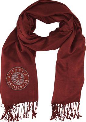 Littlearth Pashi Fan Scarf - SEC Teams Alabama, U of - Littlearth Hats/Gloves/Scarves