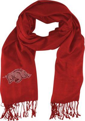 Littlearth Pashi Fan Scarf - SEC Teams Arkansas, U of - Littlearth Hats/Gloves/Scarves