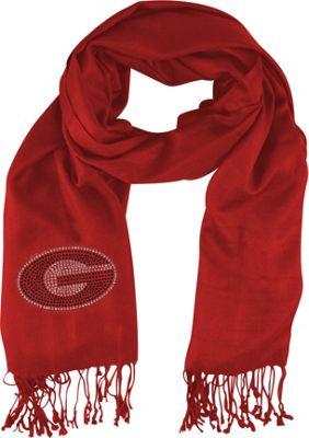 Littlearth Pashi Fan Scarf - SEC Teams Georgia, U of - Littlearth Hats/Gloves/Scarves