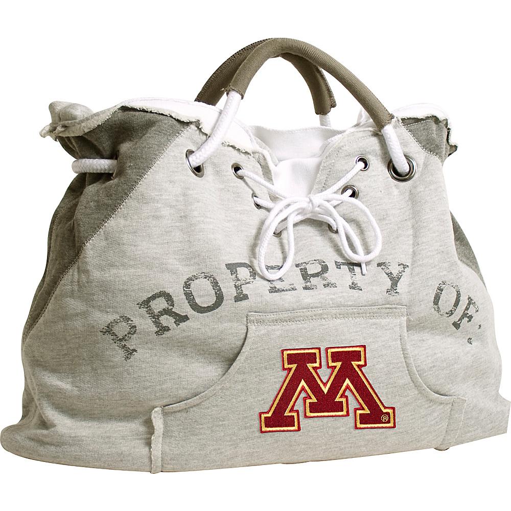 Littlearth Hoodie Tote - Big Ten Teams Minnesota, U of - Littlearth Fabric Handbags - Handbags, Fabric Handbags