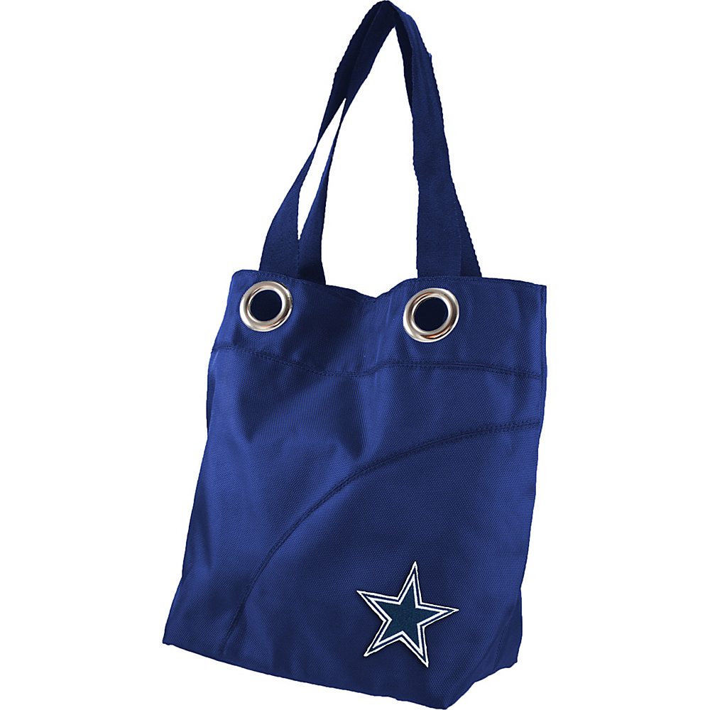 Littlearth Color Sheen Tote - NFL Teams Dallas Cowboys - Littlearth Fabric Handbags - Handbags, Fabric Handbags