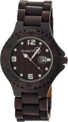 Earth Wood Raywood Watch Espresso - Earth Wood Watches