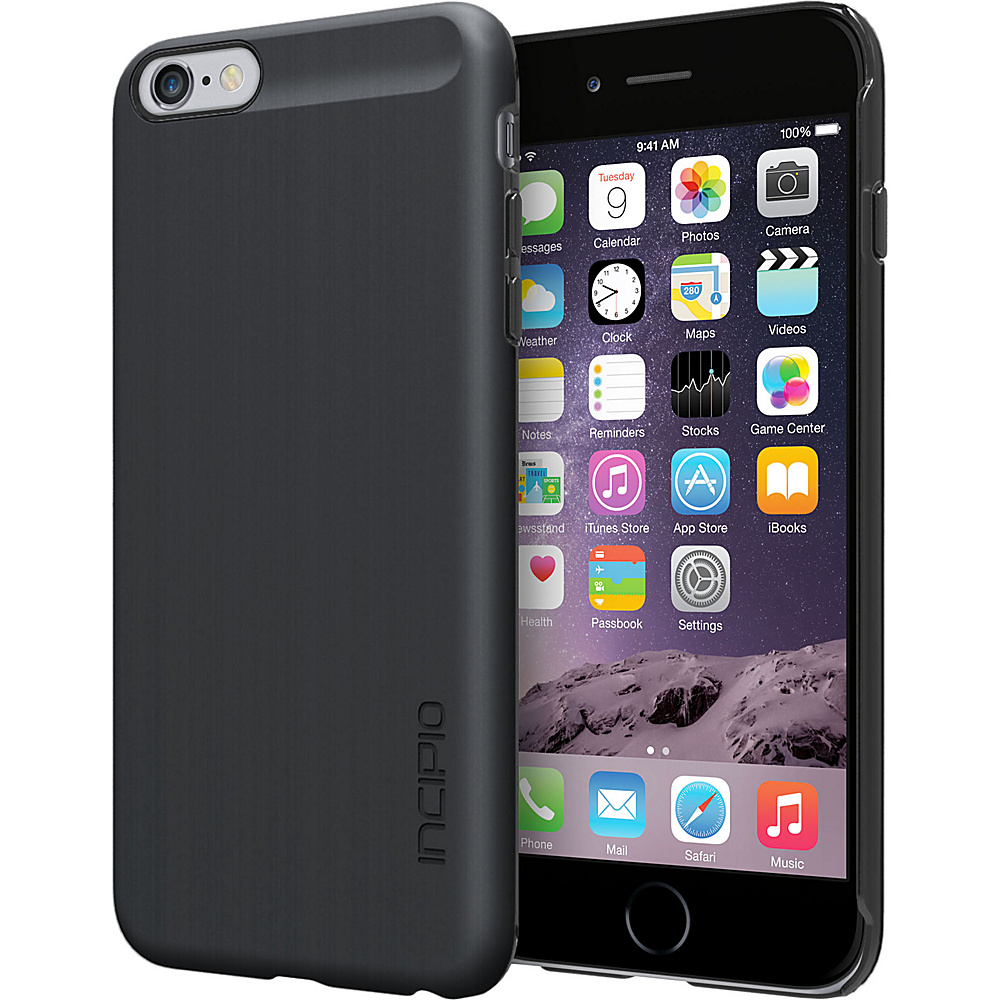 Incipio Feather SHINE iPhone 6 Plus Case Black - Incipio Electronic Cases - Technology, Electronic Cases
