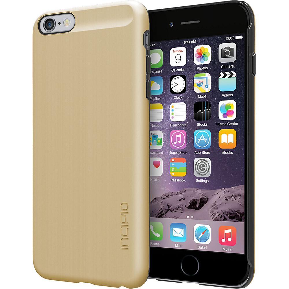 Incipio Feather SHINE iPhone 6 Plus Case Gold - Incipio Electronic Cases - Technology, Electronic Cases