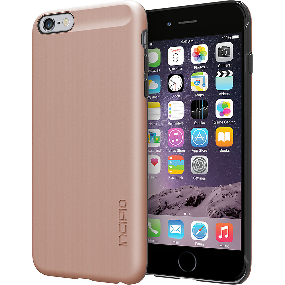 Incipio Feather SHINE iPhone 6 Plus Case Rose Gold - Incipio Electronic Cases - Technology, Electronic Cases
