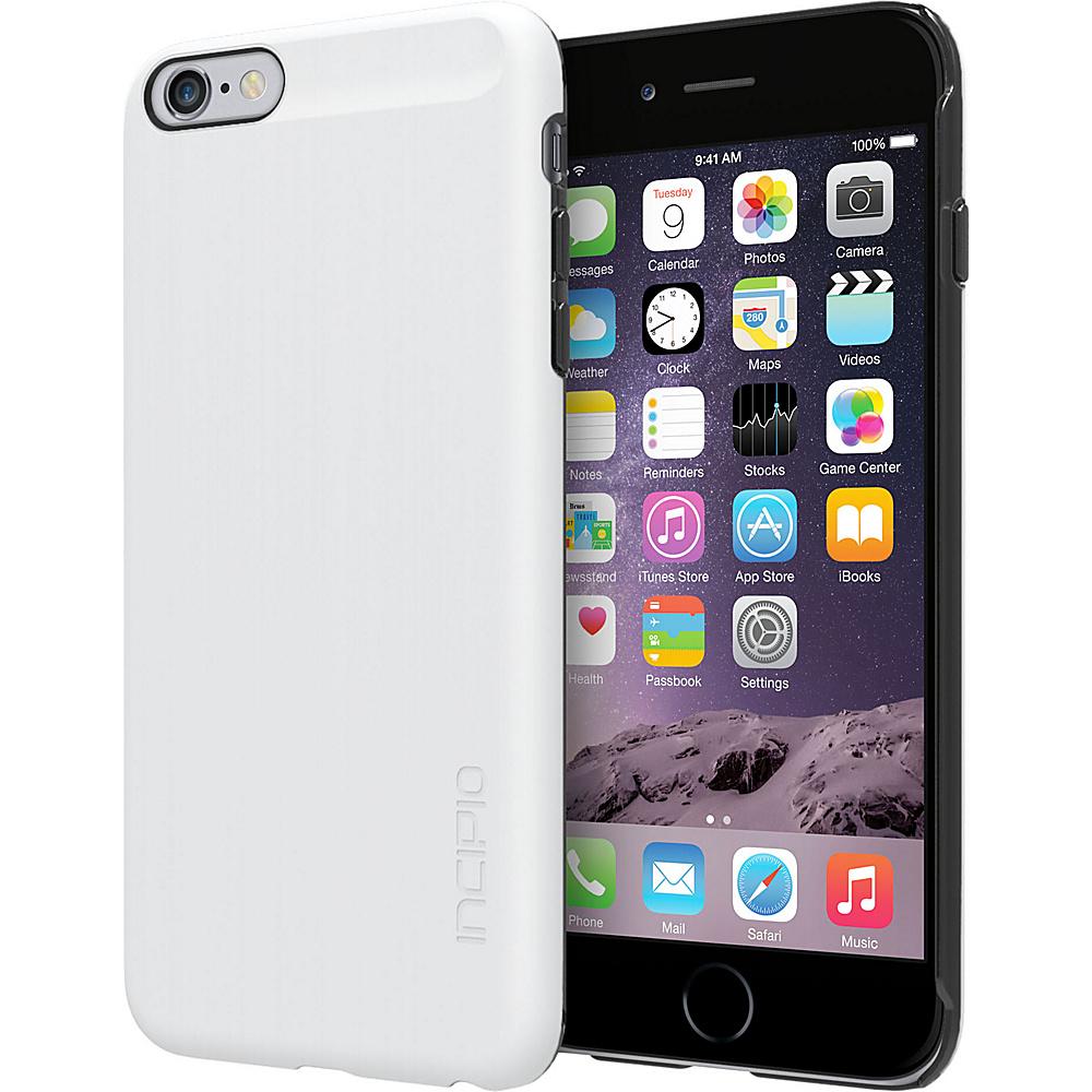 Incipio Feather SHINE iPhone 6 Plus Case White - Incipio Electronic Cases - Technology, Electronic Cases