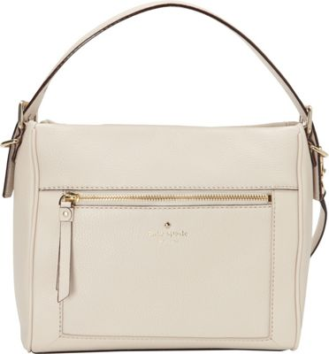 kate spade new york Cobble Hill Small Harris Satchel Pebble - kate spade new york Designer Handbags