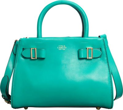 Vince Camuto Eli Small Satchel Ivy - Vince Camuto Designer Handbags