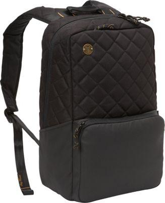 Focused Space The Curriculum Backpack Black - Focused Space Business & Laptop Backpacks