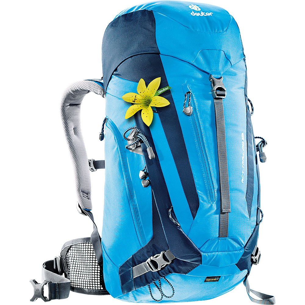 Deuter ACT Trail 28 SL Hiking Backpack Turquoise Midnight Deuter Day Hiking Backpacks