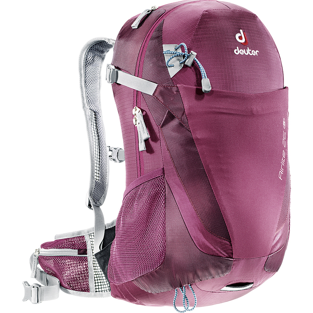 Deuter Airlite 26 SL Hiking Backpack Blackberry Aubergine Deuter Day Hiking Backpacks