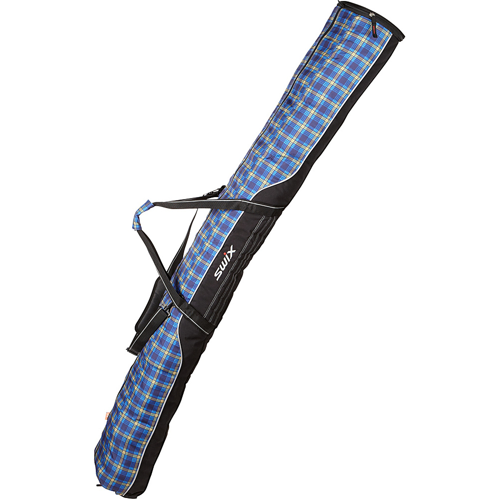 Swix Barclay Single Ski Bag Barclay Plaid Swix Ski and Snowboard Bags