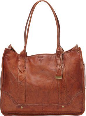 Frye Campus Shopper Saddle - Frye Designer Handbags