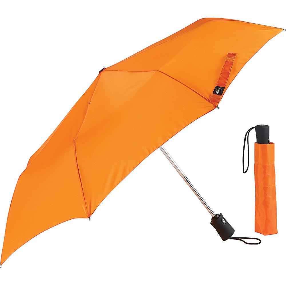 Lewis N. Clark Umbrella Orange Lewis N. Clark Umbrellas and Rain Gear